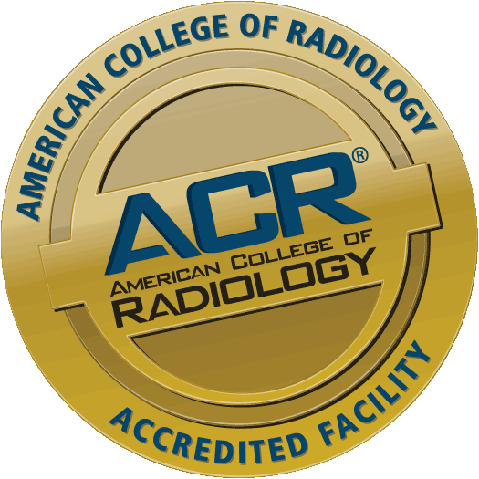 ACR Accredited Facility Seal