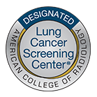 ACR Desingated Lung Cancer Screening Center