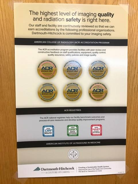 ACR Accredited Facility Showcase